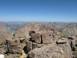 Summit of Windom