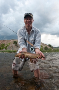 Nice bow just below Carbondale on the Roaring Fork.
